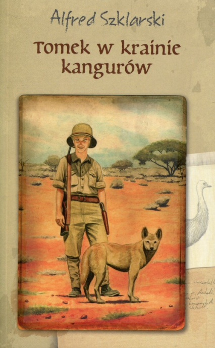 Tomek w krainie kangurów - Alfred Szklarski | okładka