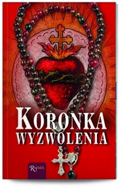 Koronka Wyzwolenia - Małgorzata Pabis | okładka