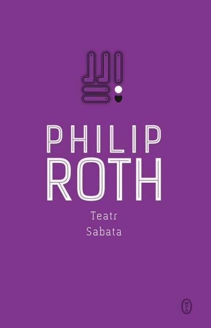 Teatr Sabata - Philip Roth | okładka