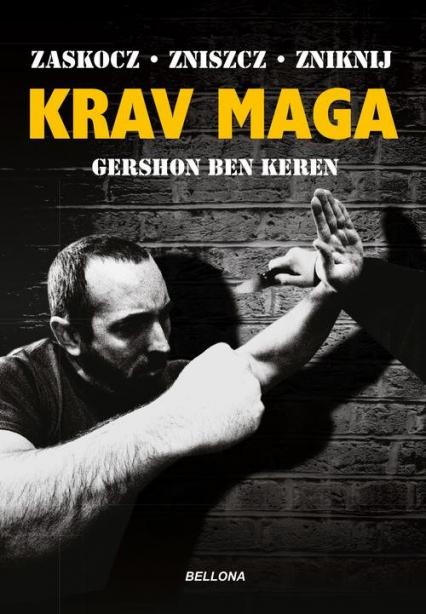 Krav Maga - Keren Gershon Ben   okładka