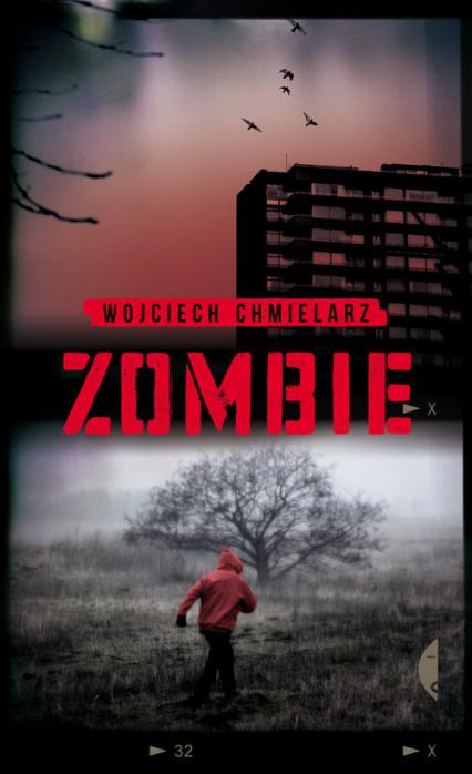 Zombie - Wojciech Chmielarz | okładka