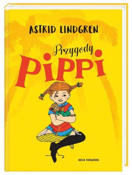 Przygody Pippi - Astrid Lindgren | okładka