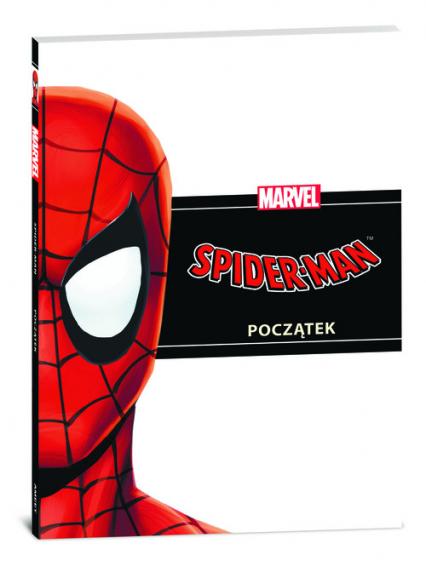 Spider-Man Początek -    okładka