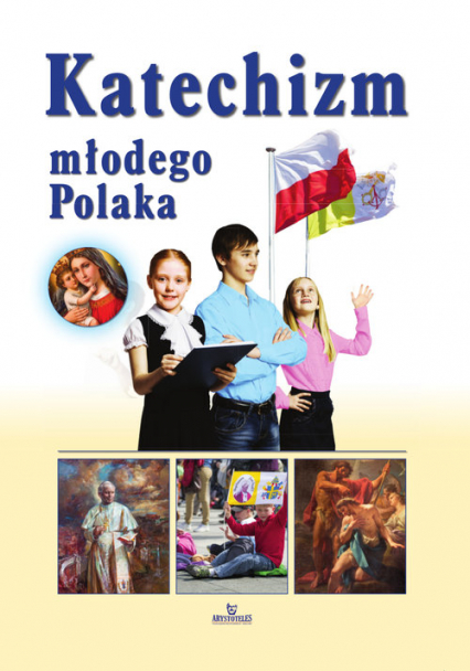 Katechizm młodego Polaka - Beata Kosińska   okładka