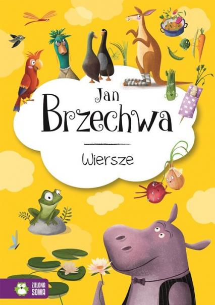Jan Brzechwa Wiersze - Jan Brzechwa | okładka