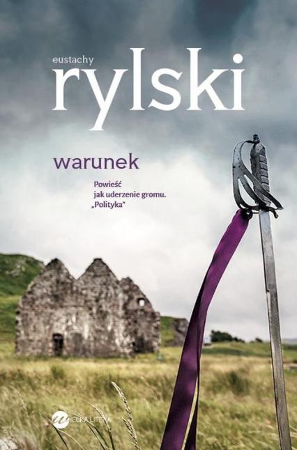 Warunek - Eustachy Rylski | okładka