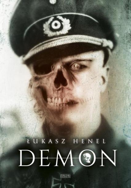 Demon - Łukasz Henel | okładka