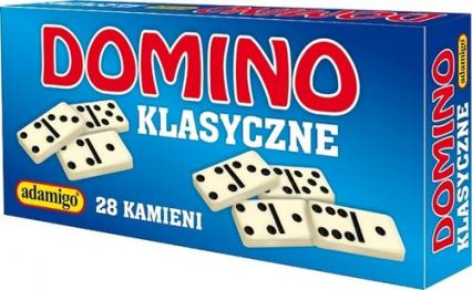 Domino klasyczne -  | okładka