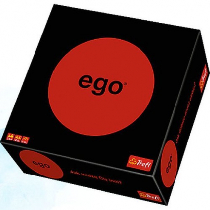 Ego gra -  | okładka