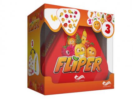 Fliper Gra planszowa - Gruhl Ken, Weir Quentin   okładka