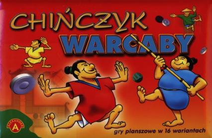 Chińczyk / Warcaby -    okładka