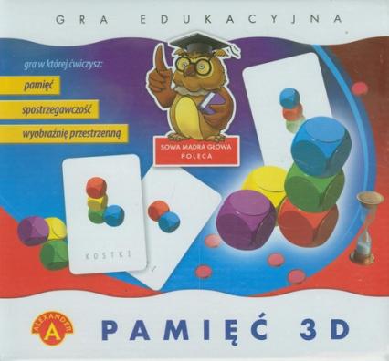 Pamięć 3D gra edukacyjna -  | okładka