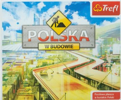 Polska w budowie - Piotr Milewski | okładka