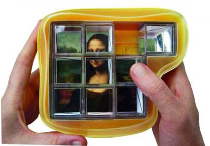 Puzzle You&Mona Lisa -  | okładka