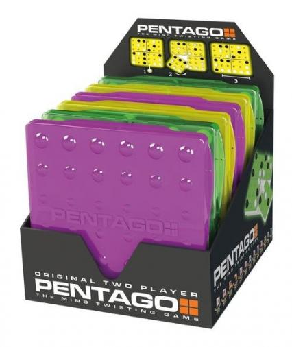 Pentago Color - zbiorowe opracowanie | okładka