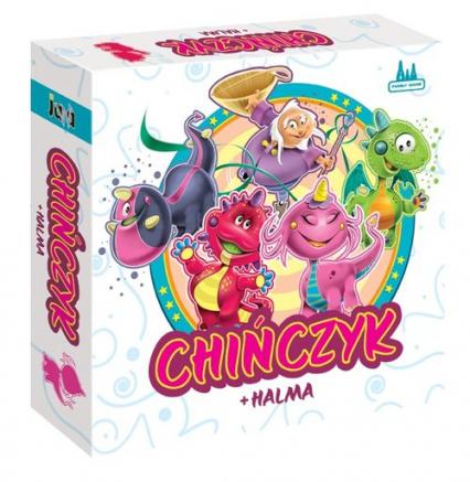 Chińczyk -  | okładka