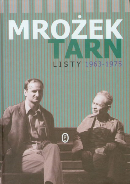 Listy 1963-1975 - Mrożek Sławomir, Tarn Adam | okładka