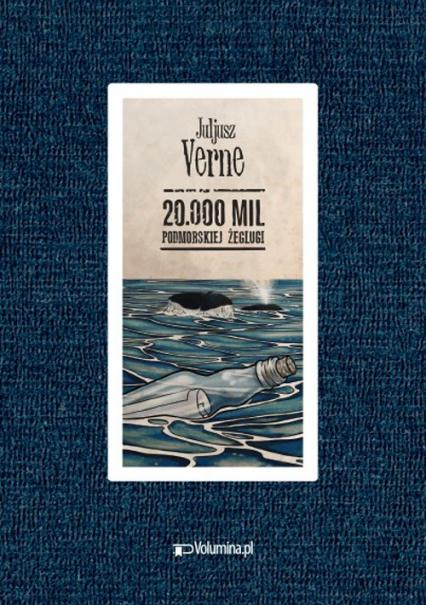 20000 mil podmorskiej żeglugi - Juliusz Verne | okładka