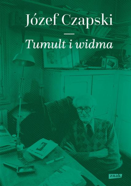 Tumult i widma - Józef Czapski | okładka