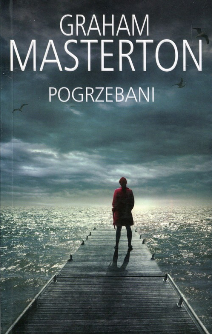 Pogrzebani - Graham Masterton | okładka