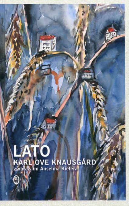 Lato - Karl Ove Knausgård   okładka