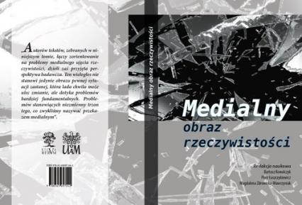 Medialny obraz rzeczywistości - Zbiorowy | okładka