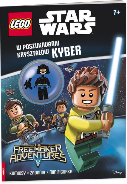 Lego Star Wars W poszukiwaniu kryształów Kyber LNC-303 - zbiorowe opracowanie | okładka