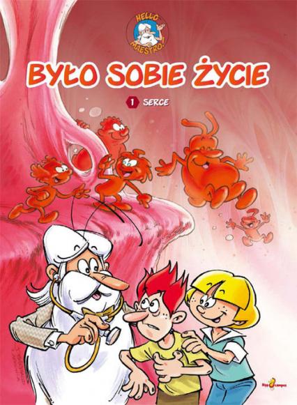 Było sobie życie Komiks Komiks - Albert Barille | okładka
