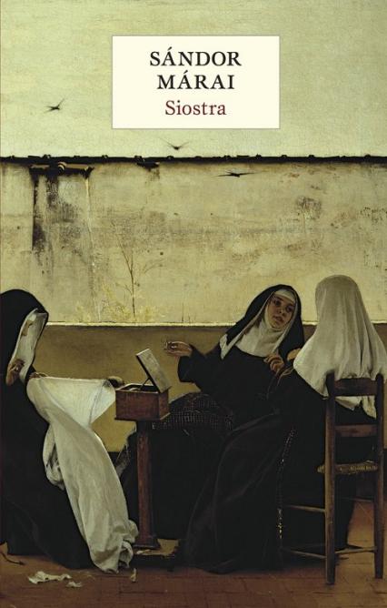 Siostra - Sandor Marai   okładka