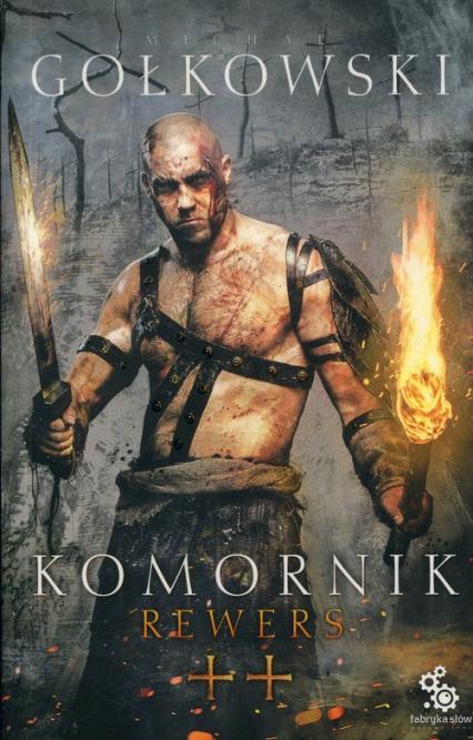 Komornik Tom 2 Rewers - Michał Gołkowski | okładka