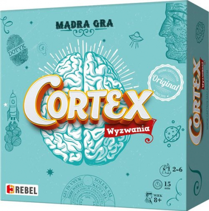 Cortex - Benvenuto Johan, Bourgoin Nicolas | okładka