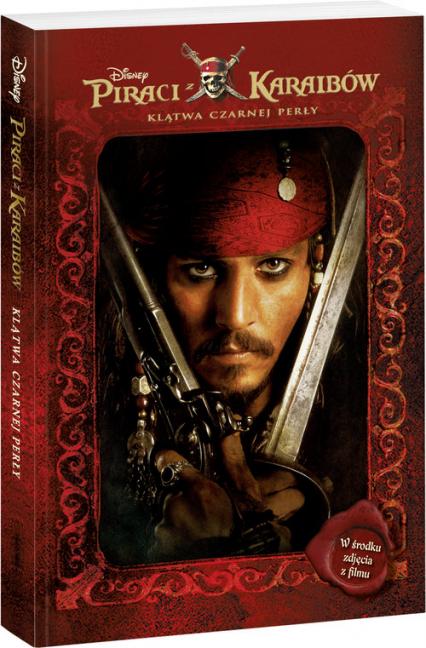 Piraci z Karaibów Klątwa Czarnej Perły. - Trimble Irene | okładka