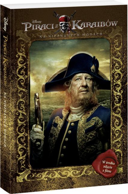 Piraci z Karaibów Na nieznanych wodach - James Pontitum | okładka