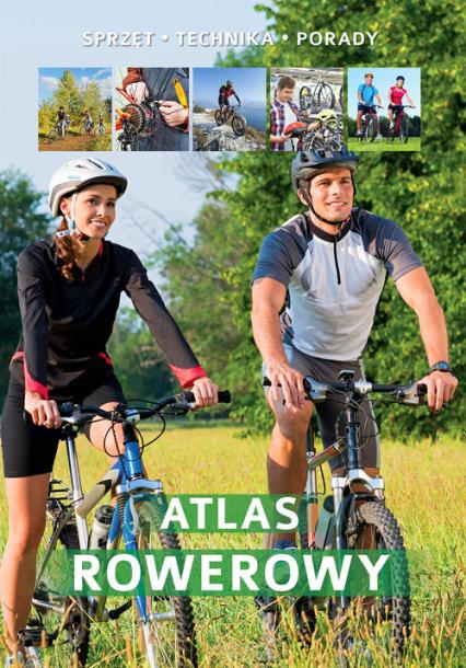 Atlas rowerowy - Rafał Muszczynko   okładka