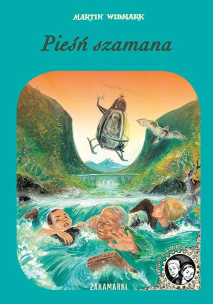 Pieśń szamana - Martin Widmark | okładka