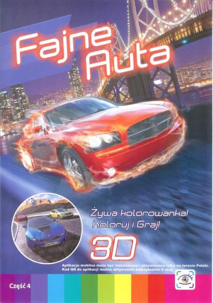 Fajne auta - zbiorowa Praca | okładka