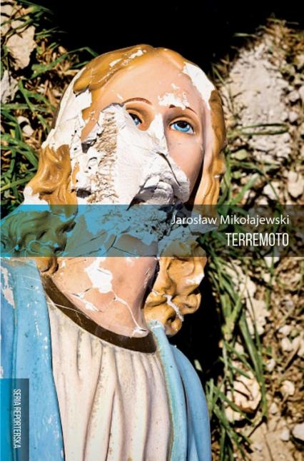 Terremoto - Jarosław Mikołajewski | okładka