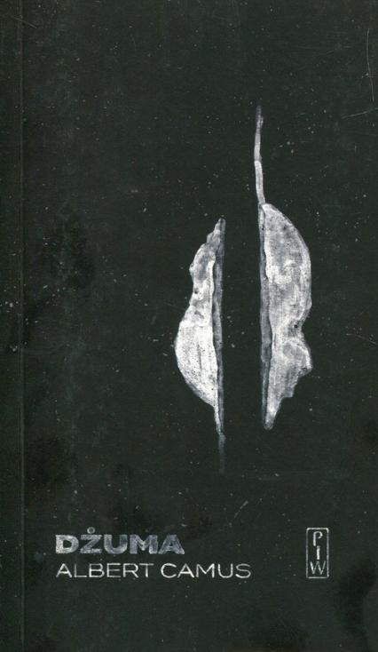 Dżuma - Albert Camus | okładka