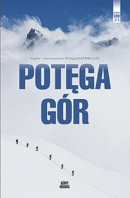 Potęga gór - Krzysztof Mikucki | okładka