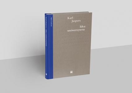 Idea uniwersytetu - Karl Jaspers | okładka