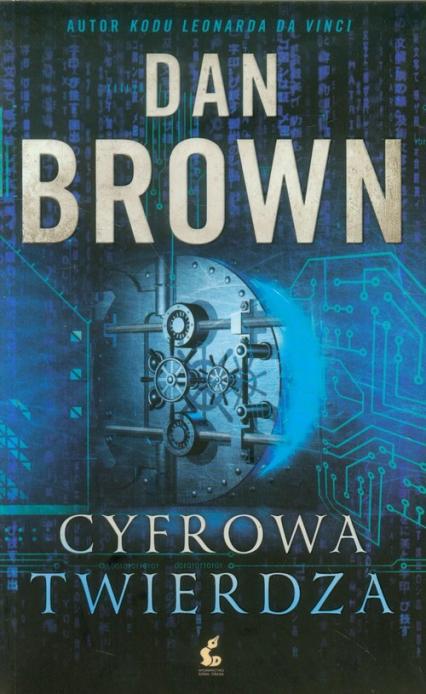 Cyfrowa twierdza - Dan Brown | okładka