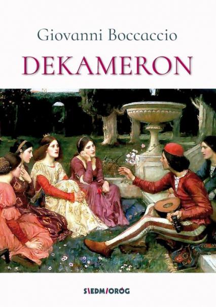 Dekameron - Giovanni Boccaccio | okładka