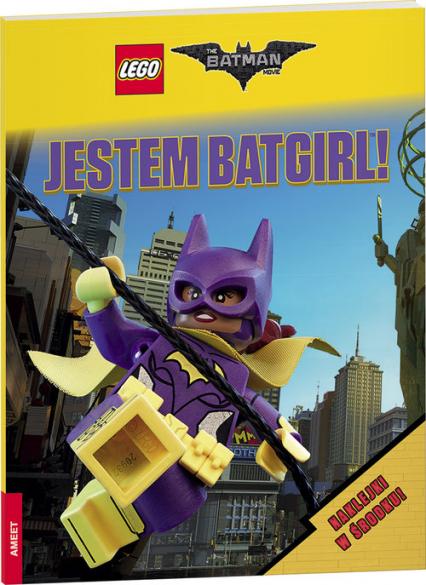 Lego Batman Movie Jestem Batgirl - zbiorowe opracowanie | okładka
