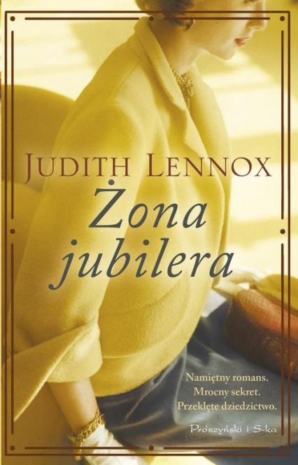 Żona jubilera - Judith Lennox | okładka