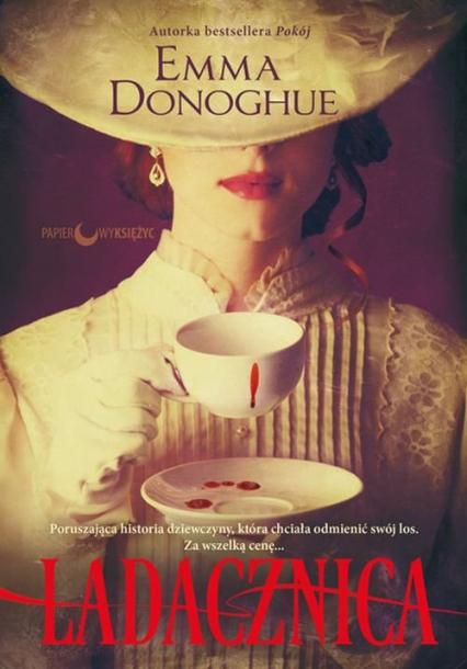 Ladacznica - Emma Donoghue   okładka