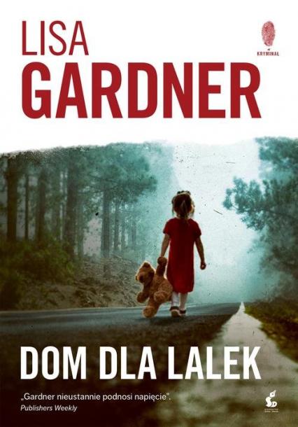 Dom dla lalek - Lisa Gardner | okładka