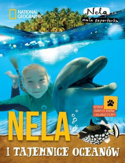 Nela i tajemnice oceanów - Mała Reporterka Nela | okładka