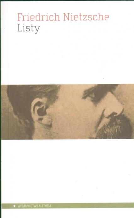 Listy - Friedrich Nietzsche | okładka