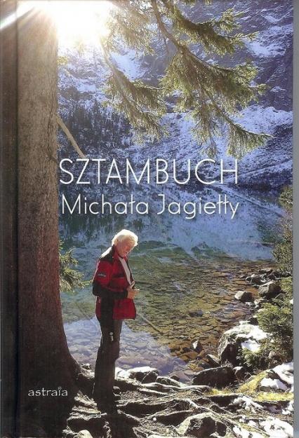 Sztambuch Michała Jagiełły - Rafał Monita | okładka