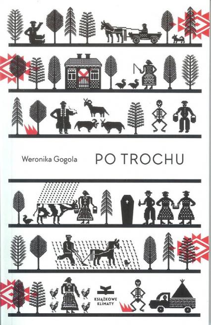 Po trochu - Weronika Gogola | okładka